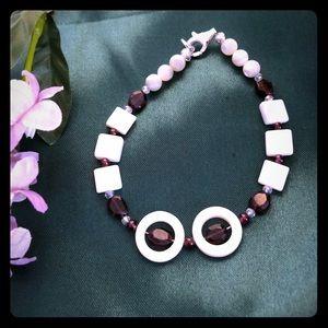 Reiki blessed Gemstone jewelry